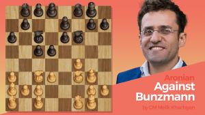 How Levon Aronian Became America's Newest Super Grandmaster: Against Bunzmann