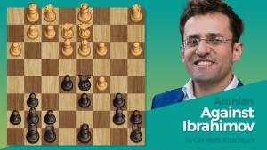 How Levon Aronian Became America's Newest Super Grandmaster: Against Ibrahimov