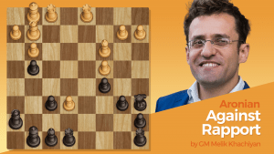 How Levon Aronian Became America's Newest Super Grandmaster: Against Rapport
