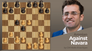 How Levon Aronian Became America's Newest Super Grandmaster: Against Navara