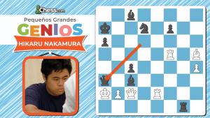 Hikaru Nakamura | Pequeños GRANDES GENIOS