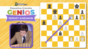 Sergey Karjakin | Pequeños Grandes Genios