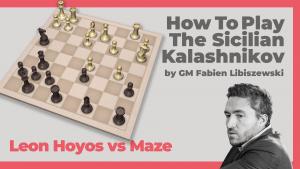 How To Play The Kalashnikov: Leon Hoyos vs Maze