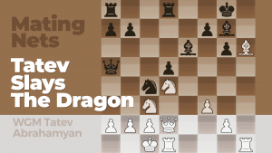 Mating Nets: Tatev Slays The Dragon