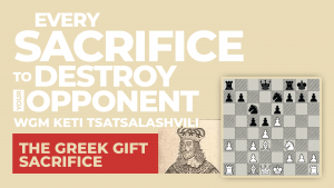 The Greek Gift Sacrifice: Every Sacrifice