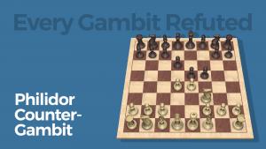 Every Gambit Refuted: Philidor Counter-Gambit