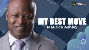 My Best Move - Maurice Ashley
