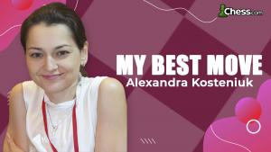 My Best Move - Alexandra Kosteniuk