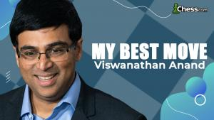 My Best Move - Viswanathan Anand