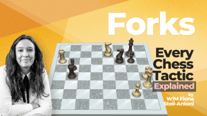 Every Chess Tactic Explained: Forks