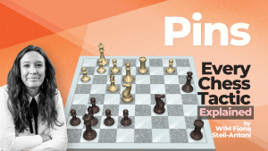 Every Chess Tactic Explained: Pins