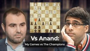 Vs Anand: My Games vs The Champions