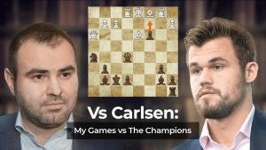 Vs Carlsen: My Games vs The Champions